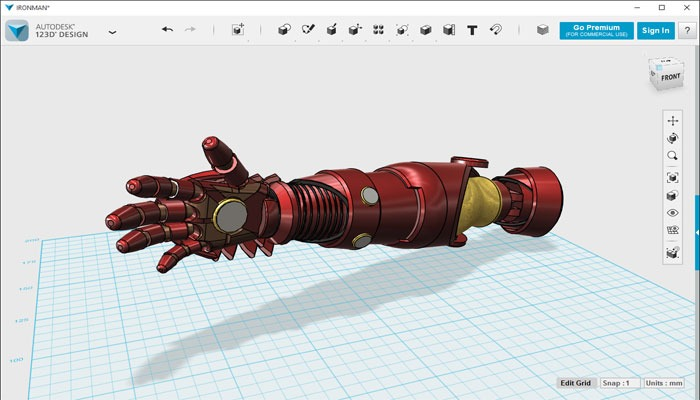 8 Best Free Cad Software To Create 2d 3d Designs 3d