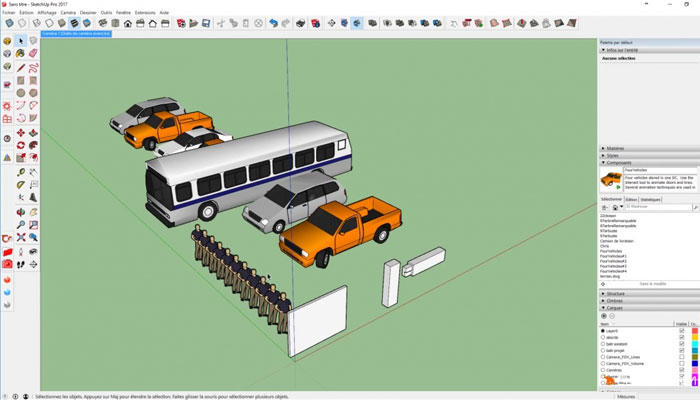 8 best free cad software to create 2d 3d designs 3d for Online 2d drafting software