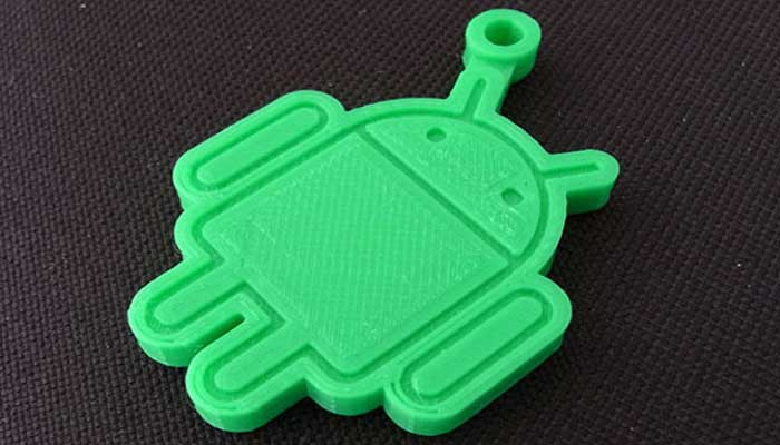 Android Key Chain