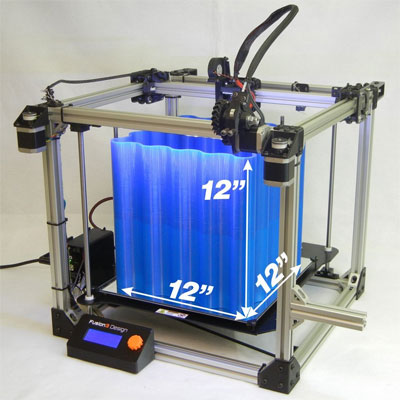 Fusion3 F306 Commercial Grade 3D Printer